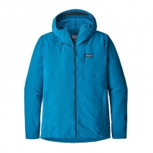 Men's R1 TechFace Hoody by Patagonia in Buena Vista Co