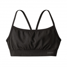 Women's Active Mesh Bra by Patagonia in Golden Co