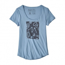 Women's Batik Gear Organic Scoop T-Shirt