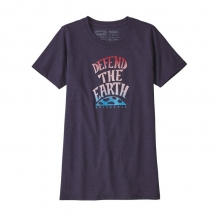Women's Defend The Earth Responsibili-Tee by Patagonia