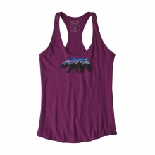 Women's Fitz Roy Bear Organic Tank by Patagonia in Sioux Falls SD
