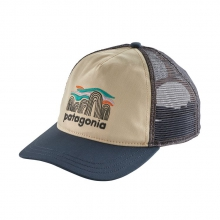 Women's Fitz Roy Boulders Layback Trucker Hat by Patagonia in Sioux Falls SD