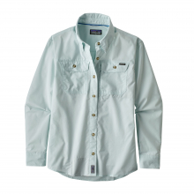 Women's L/S Sun Stretch Shirt by Patagonia in Ridgway Co