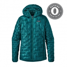 Women's Micro Puff Hoody by Patagonia in Campbell CA