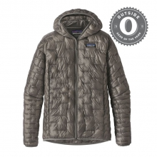 Women's Micro Puff Hoody by Patagonia in Golden CO