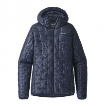 Women's Micro Puff Hoody by Patagonia in Sioux Falls SD