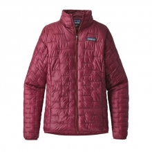 Women's Micro Puff Jacket by Patagonia in Golden Co