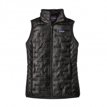 Women's Micro Puff Vest by Patagonia in Iowa City IA