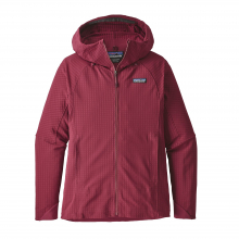 Women's R1 TechFace Hoody by Patagonia in Ridgway Co
