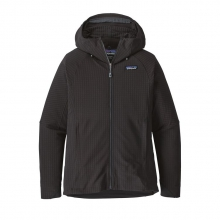 Women's R1 TechFace Hoody by Patagonia in Crested Butte Co