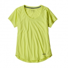 Women's S/S Nine Trails Shirt by Patagonia in Conway Ar