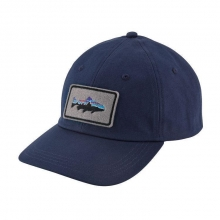 Fitz Roy Trout Patch Trad Cap by Patagonia in Redding Ca
