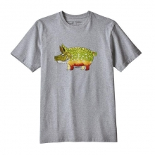 Men's Fish Hog Responsibili-Tee by Patagonia in New Denver Bc