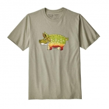 Men's Fish Hog Responsibili-Tee by Patagonia in Sioux Falls SD
