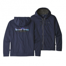 Men's Fitz Roy Trout PolyCycle Full-Zip Hoody
