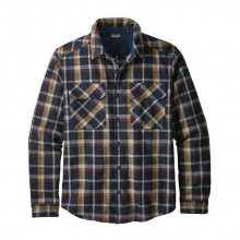 Men's L/S Recycled Wool Shirt by Patagonia