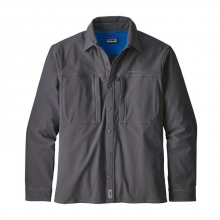 Men's L/S Snap-Dry Shirt by Patagonia in Iowa City IA
