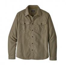 Men's L/S Topo Canyon Moleskin Shirt by Patagonia