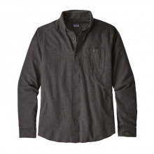Men's L/S Vjosa River Pima Cotton Shirt by Patagonia in Sioux Falls SD