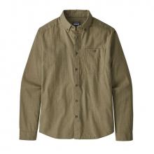 Men's L/S Vjosa River Pima Cotton Shirt by Patagonia in Chelan WA