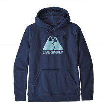 Men's Live Simply Winding Uprisal Hoody