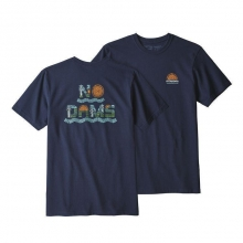 Men's No Dams Responsibili-Tee