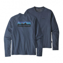 Men's P-6 Logo LW Crew Sweatshirt by Patagonia in Iowa City IA