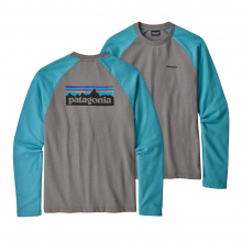 Men's P-6 Logo LW Crew Sweatshirt by Patagonia in Sioux Falls SD