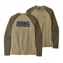 Men's P-6 Logo LW Crew Sweatshirt by Patagonia in Garfield AR