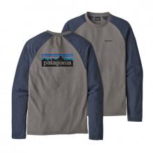 Men's P-6 Logo LW Crew Sweatshirt by Patagonia in Sioux Falls SD