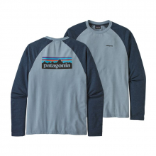 Men's P-6 Logo Lightweight Crew Sweatshirt by Patagonia in Sioux Falls SD