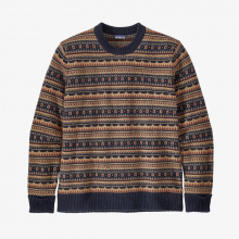 Men's Recycled Wool Sweater by Patagonia