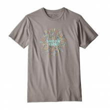 Men's Save Our Rivers Organic T-Shirt