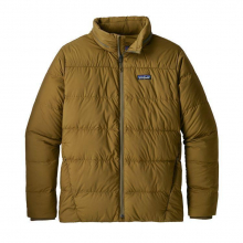 Men's Silent Down Jacket by Patagonia in Iowa City IA