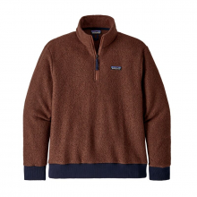Men's Woolyester Fleece Pullover by Patagonia in Thornton CO