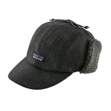 Recycled Wool Ear Flap Cap by Patagonia in Durango Co