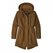 Women's Insulated Prairie Dawn Parka by Patagonia in Chelan WA