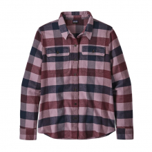 Women's L/S Fjord Flannel Shirt by Patagonia in Gilbert Az