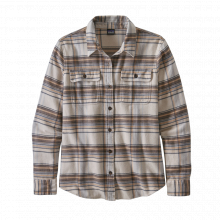 Women's L/S Fjord Flannel Shirt by Patagonia in Chelan WA