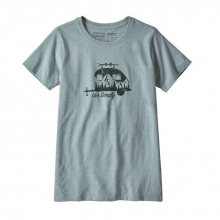 Women's Live Simply Trailer Responsibili-Tee by Patagonia in Sioux Falls SD