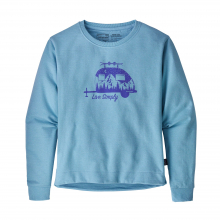 Women's Live Simply Trailer Uprisal Crew Sweatshirt by Patagonia