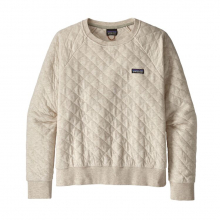 Women's Organic Cotton Quilt Crew by Patagonia in Frisco CO