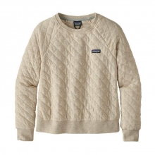 Women's Organic Cotton Quilt Crew by Patagonia in Iowa City IA