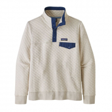 Women's Organic Cotton Quilt Snap-T Pullover by Patagonia in Langley City Bc