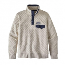 Women's Organic Cotton Quilt Snap-T P/O by Patagonia in Huntsville Al