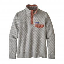 Women's Organic Cotton Quilt Snap-T P/O by Patagonia in Rogers Ar
