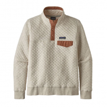 Women's Organic Cotton Quilt Snap-T Pullover by Patagonia in Vernon Bc
