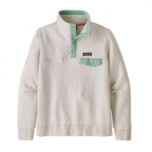 Women's Organic Cotton Quilt Snap-T Pullover by Patagonia