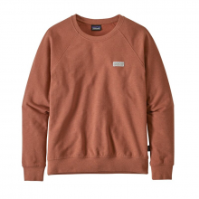 Women's Pastel P-6 Label Ahnya Crew Sweatshirt by Patagonia in Canmore Ab