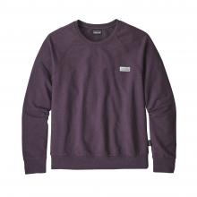 Women's Pastel P-6 Label Ahnya Crew Sweatshirt by Patagonia in Sioux Falls SD